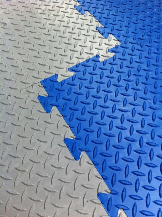 Checker Plate Vinyl Floor Tiles Wikizie