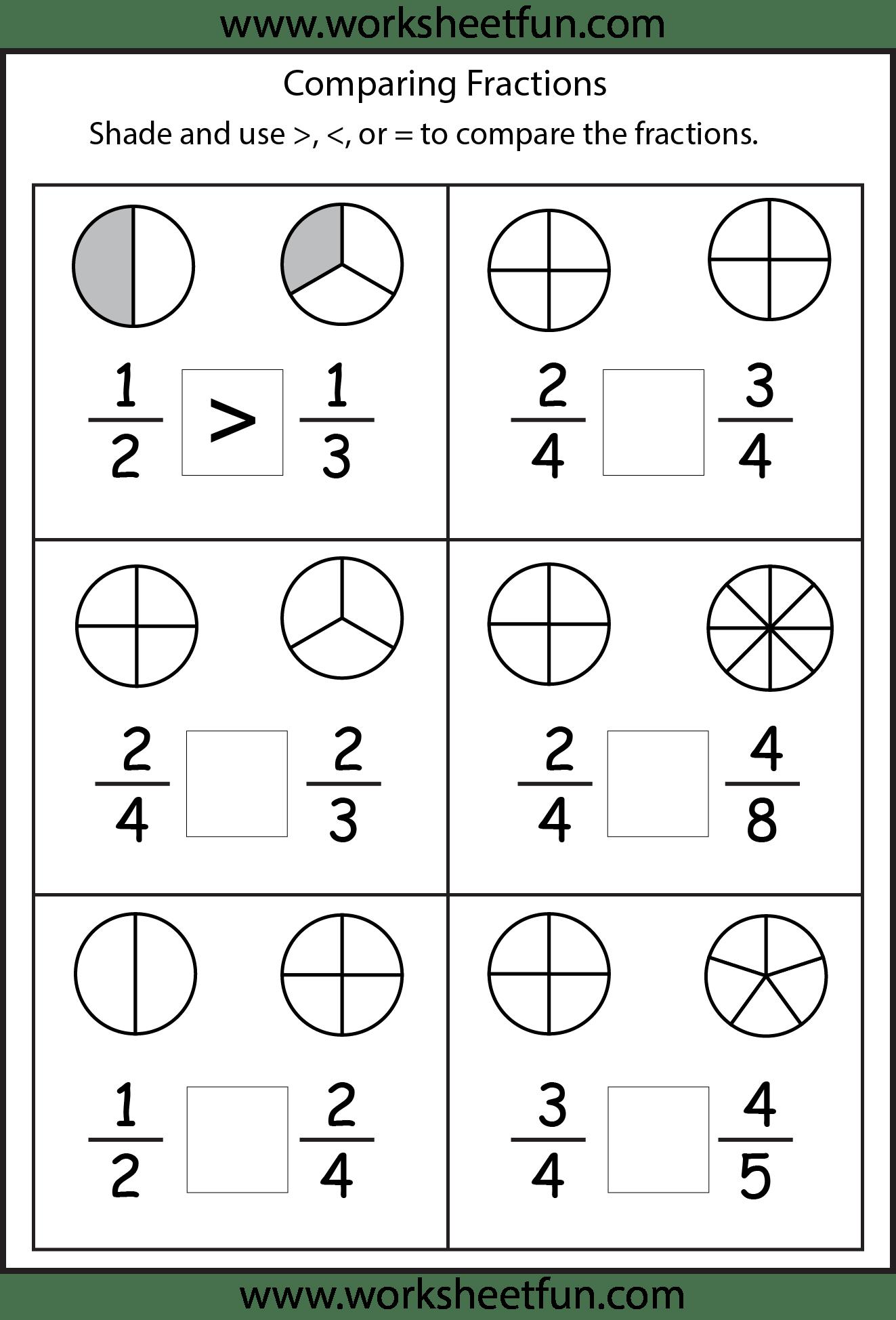 Equivalent Fractions 2 Worksheets Free Printable Worksheets Worksheetfun