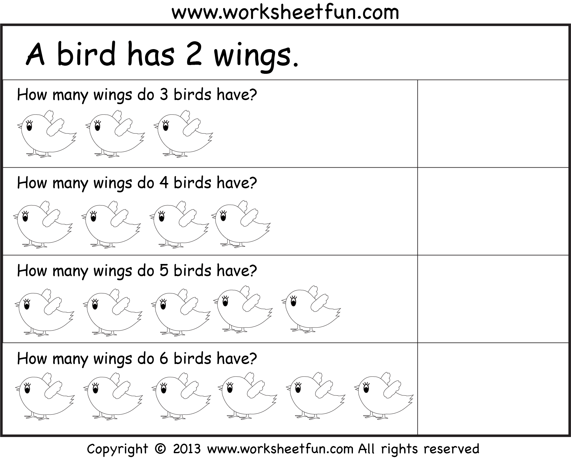 Addition Worksheets For Grade 1