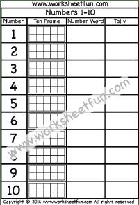 Tally Marks Free Printable Worksheets Worksheetfun