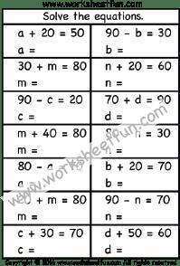 Fourth Grade Free Printable Worksheets Worksheetfun