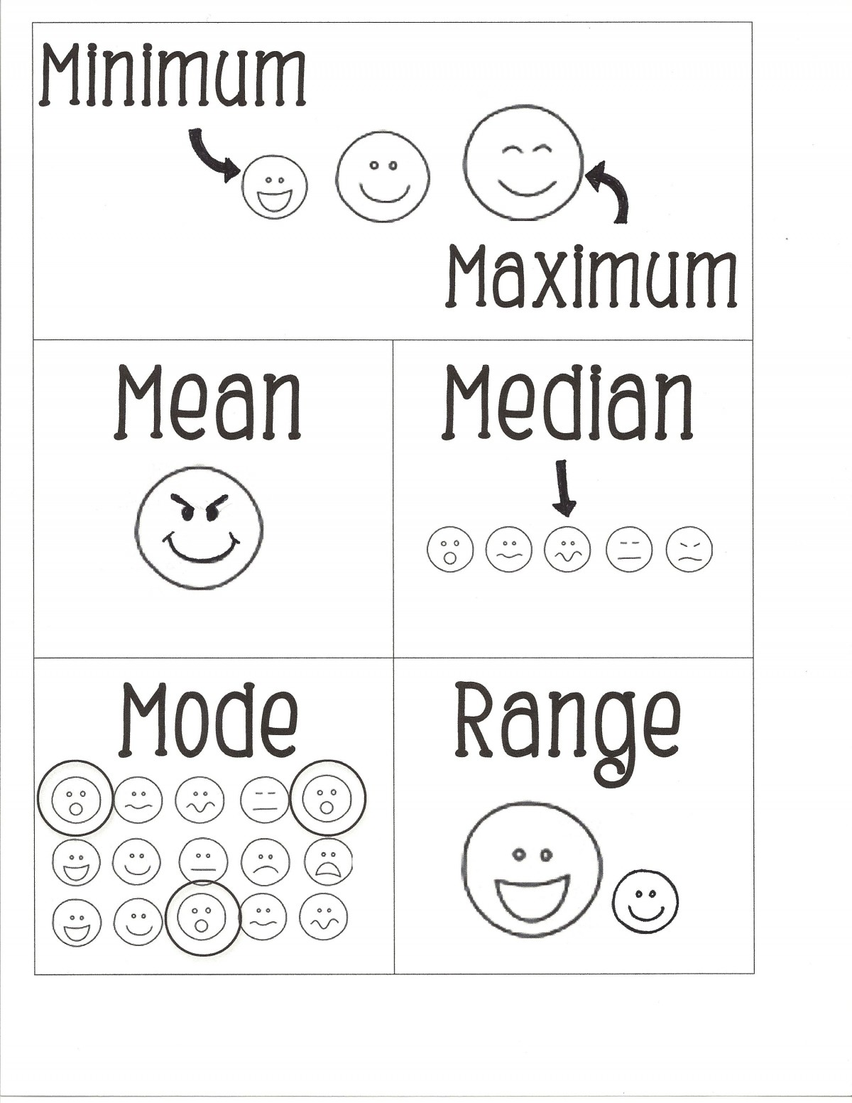 Words That Mean Addition Worksheets