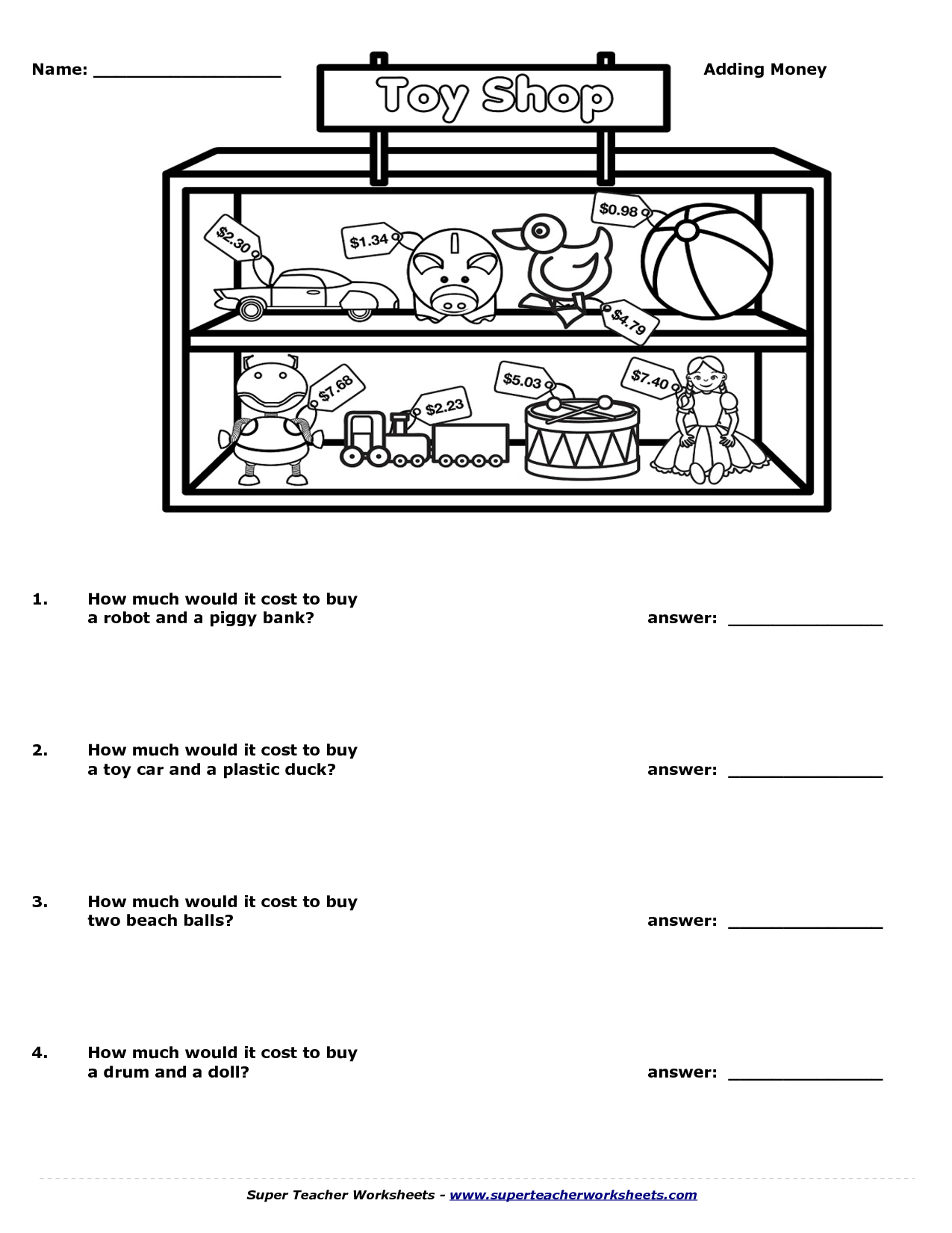 12 Best Images Of Super Teacher Worksheets And Answer Keys