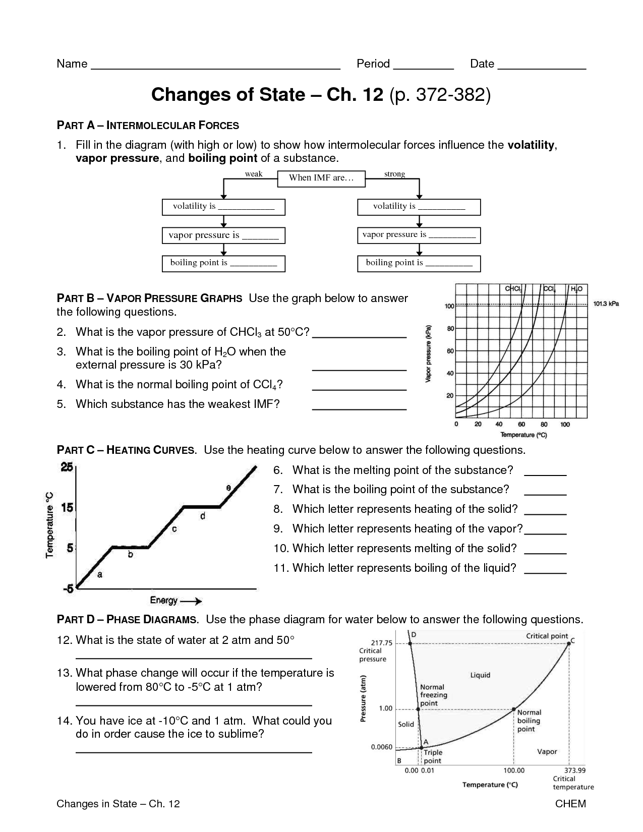 16 Best Images Of Not Change And Change Worksheets
