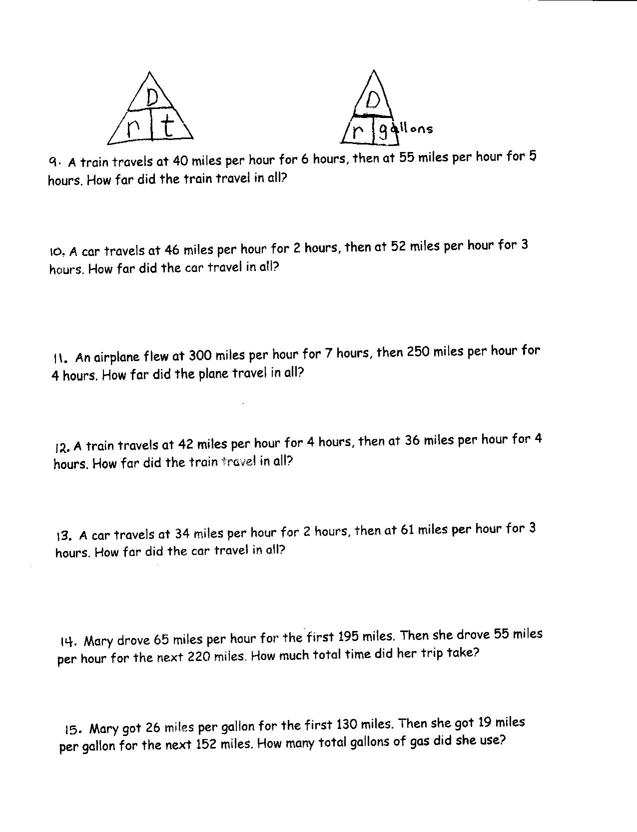 16 Best Images Of Worksheet Multiplying And Dividing