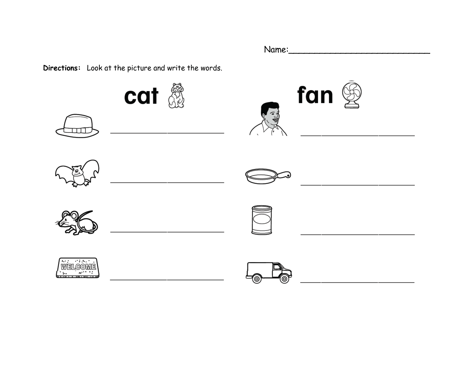 14 Best Images Of Ar Word Family Worksheets