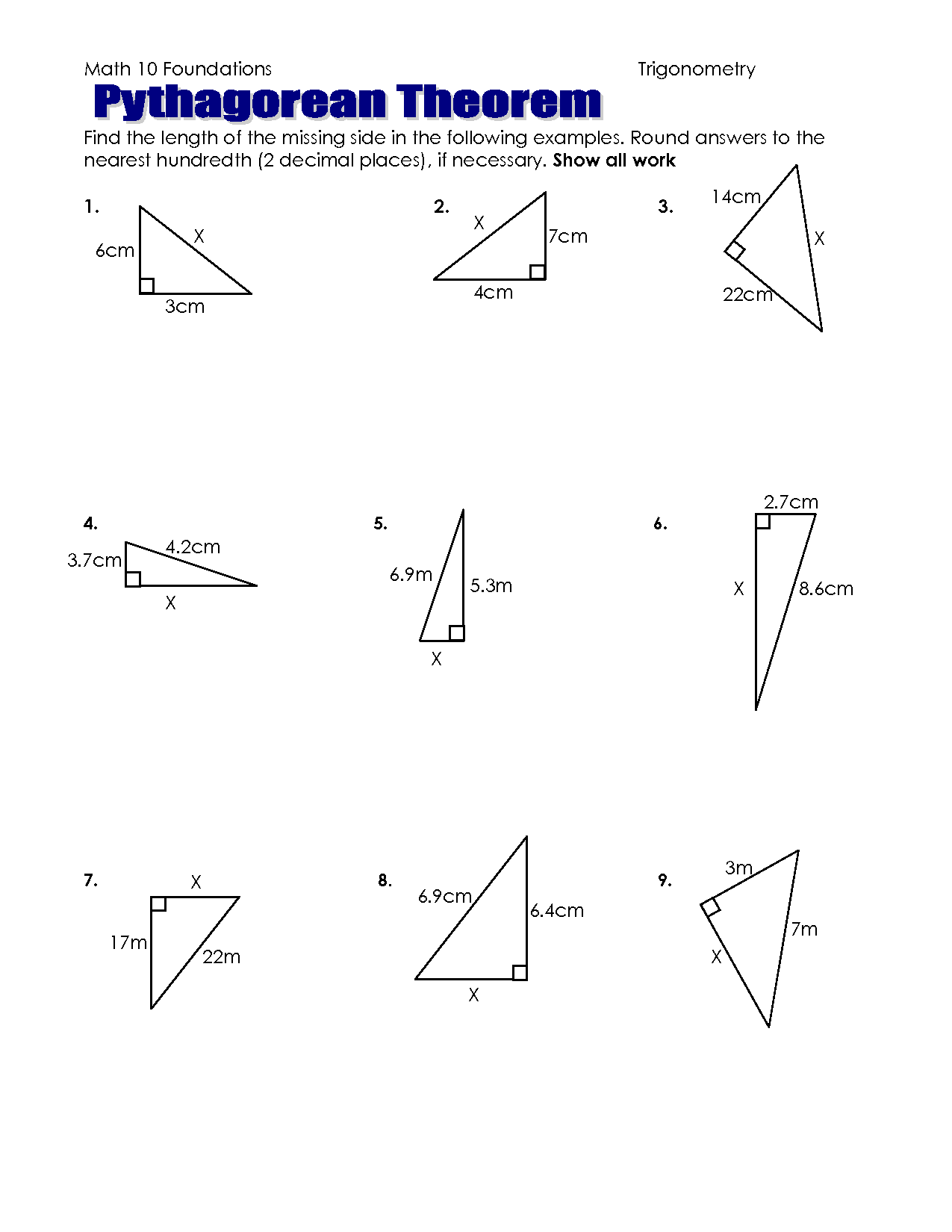 Completing The Square Worksheet Word Problems