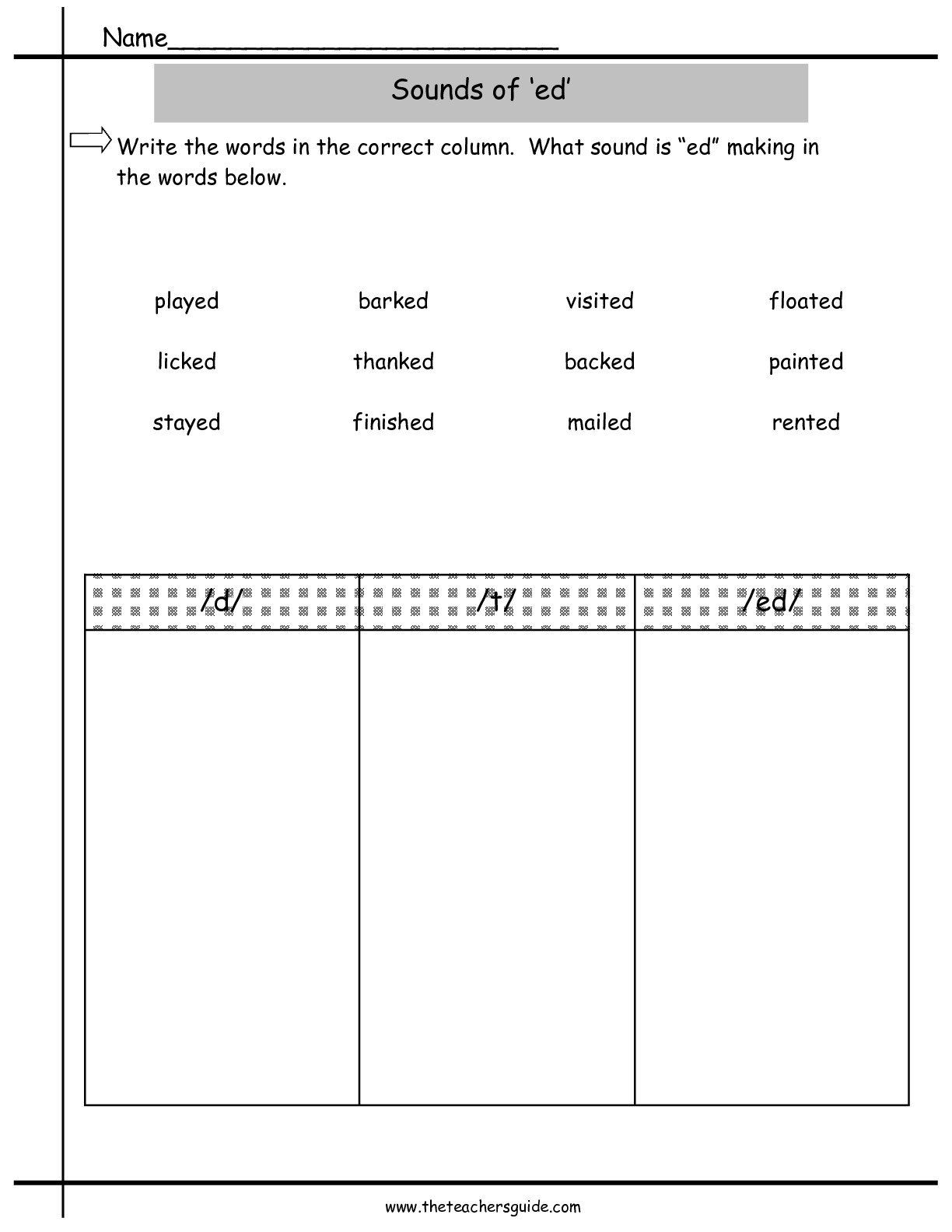 17 Best Images Of Long U Silent E Worksheets