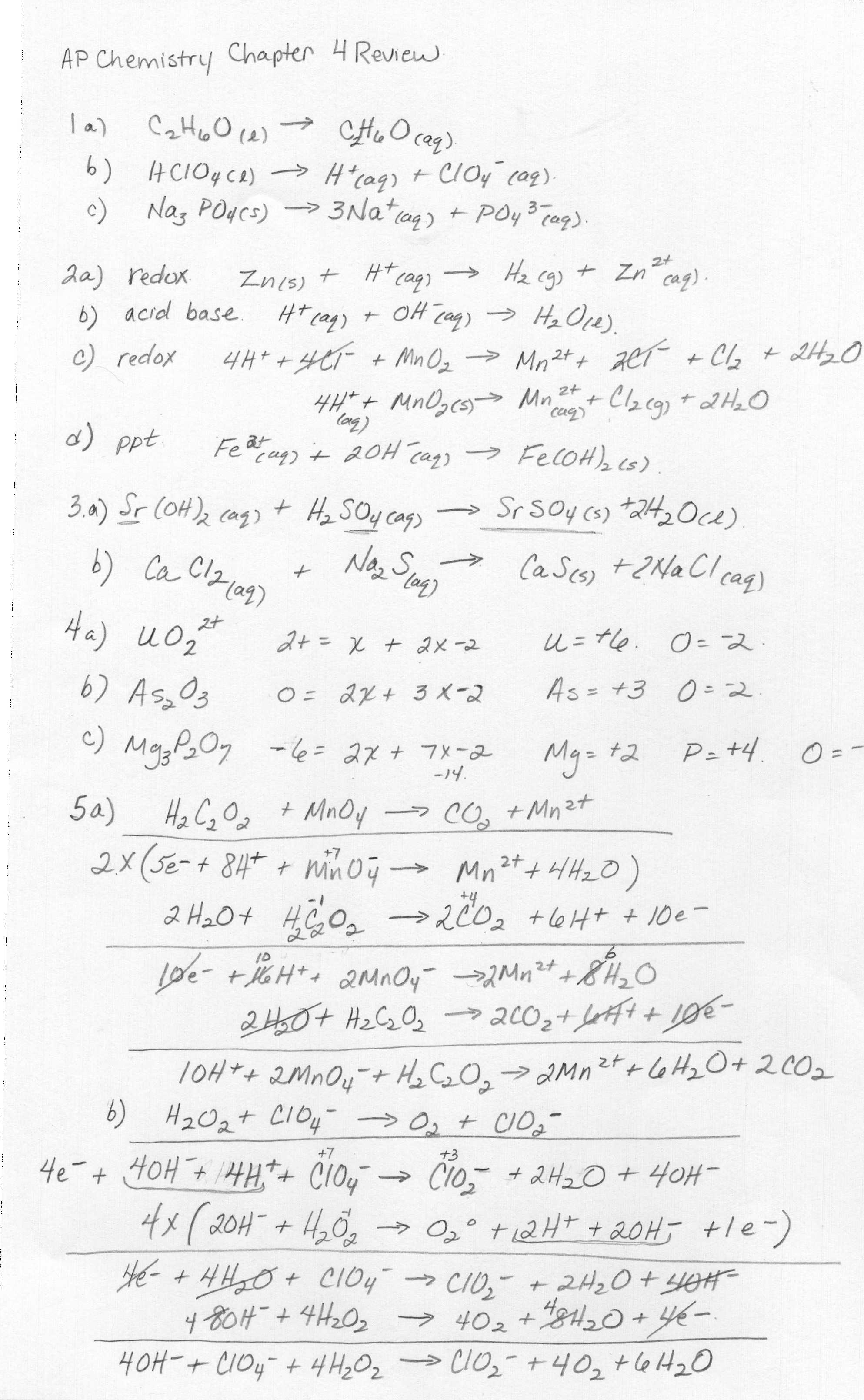 8 Best Images Of Gas Law Problems Worksheet