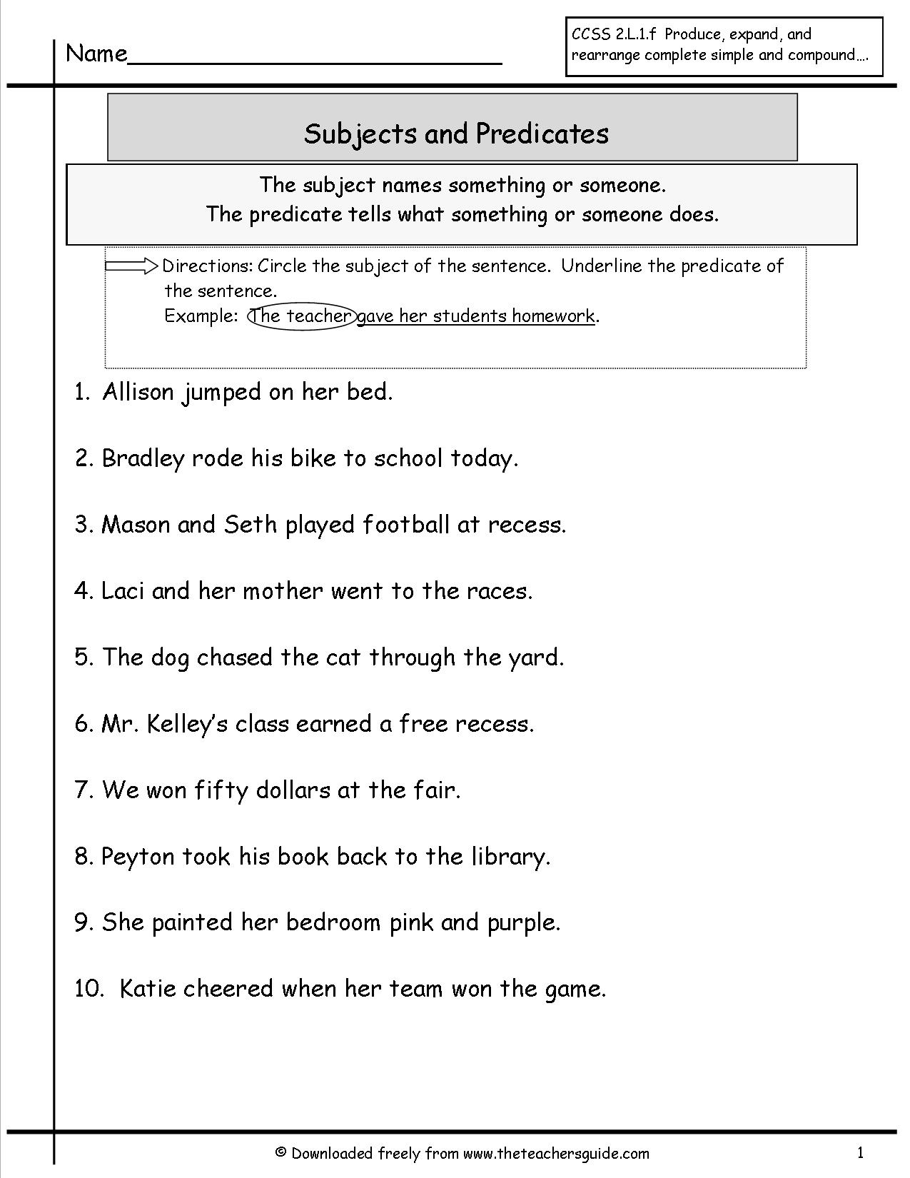 14 Best Images Of Test Taking Skills Worksheets