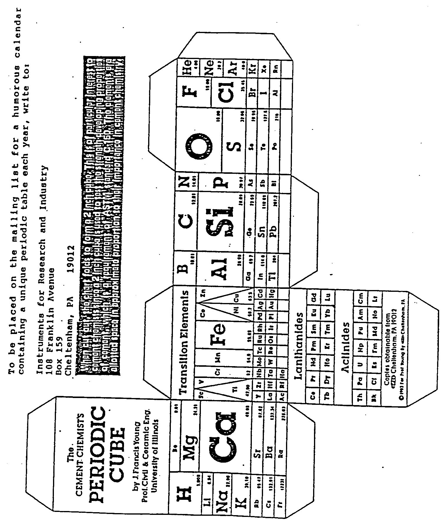 17 Best Images Of Using The Periodic Table Worksheet