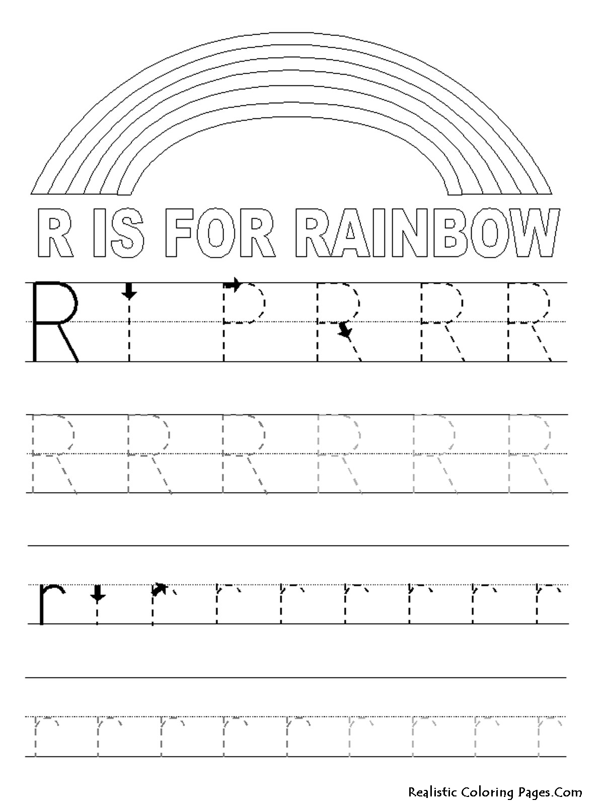 12 Best Images Of Letter Worksheets For 3 Year Olds