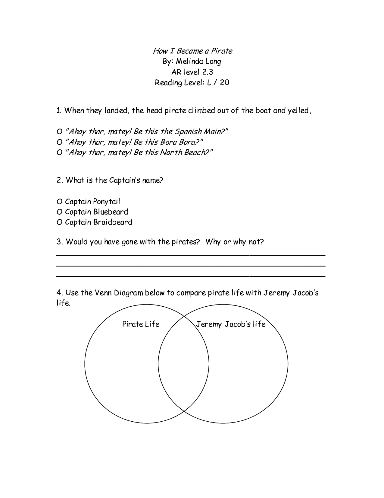 7 Best Images Of 7th Grade Math Venn Diagram Worksheet