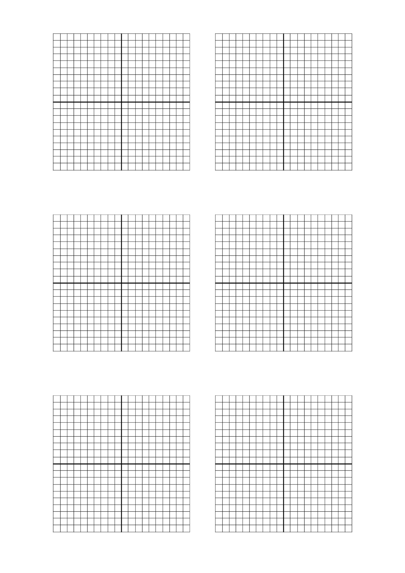 Grid Map Worksheet