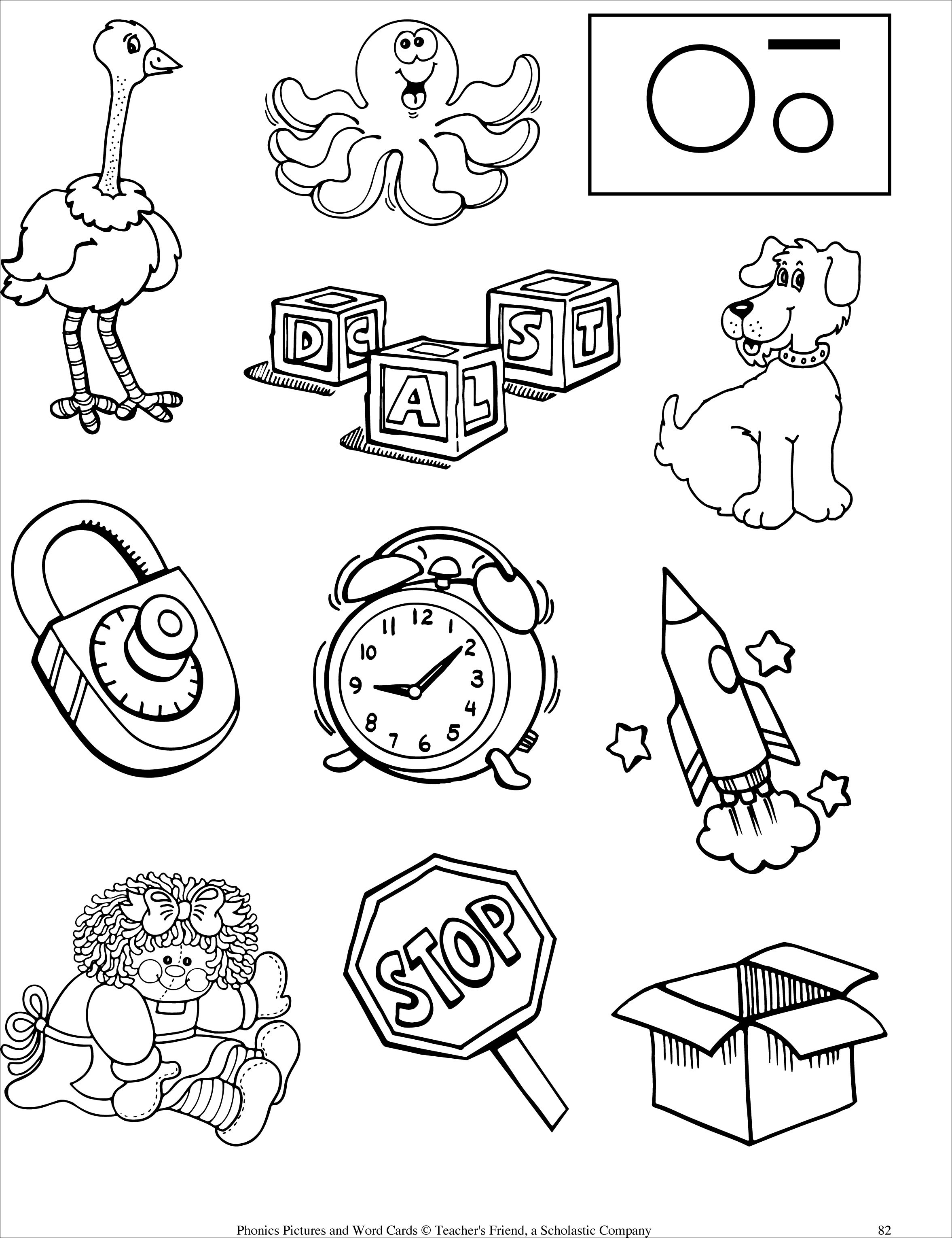 12 Best Images Of Short Vowel Color Worksheets