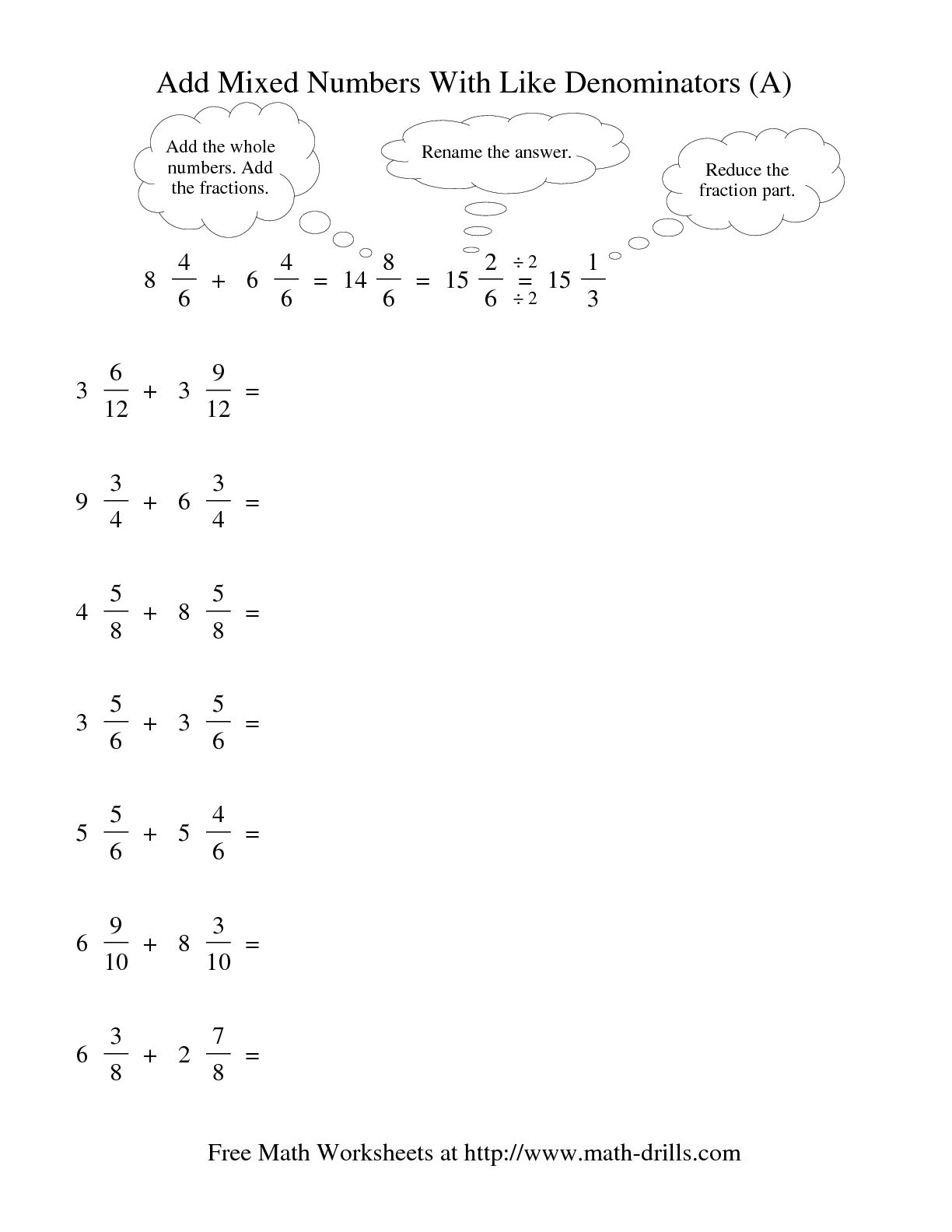 16 Best Images Of Simplifying Like Terms Worksheets