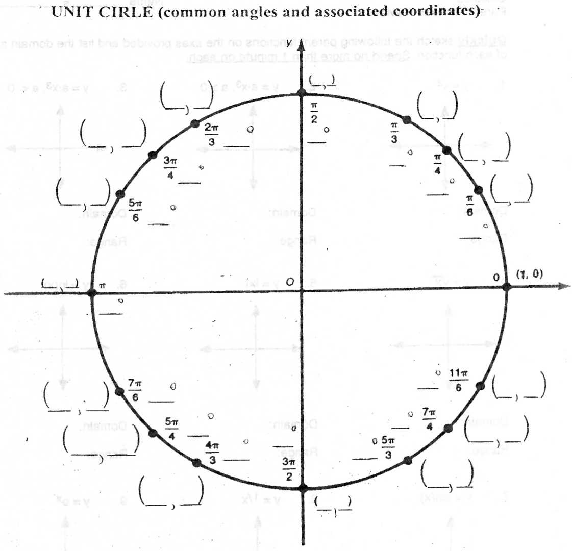 13 Best Images Of Calculus 3 Worksheets