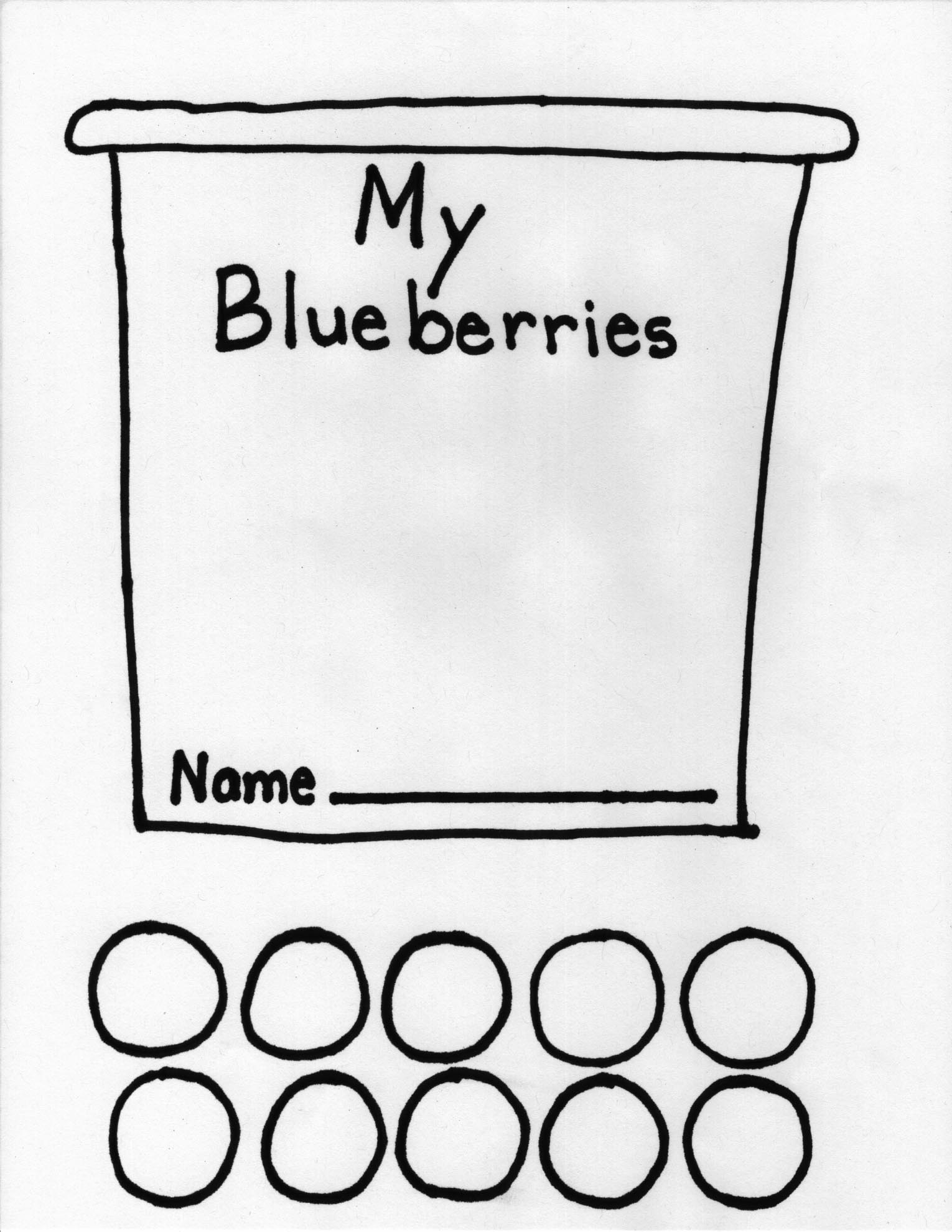 13 Best Images Of Pre Kindergarten Counting Worksheets