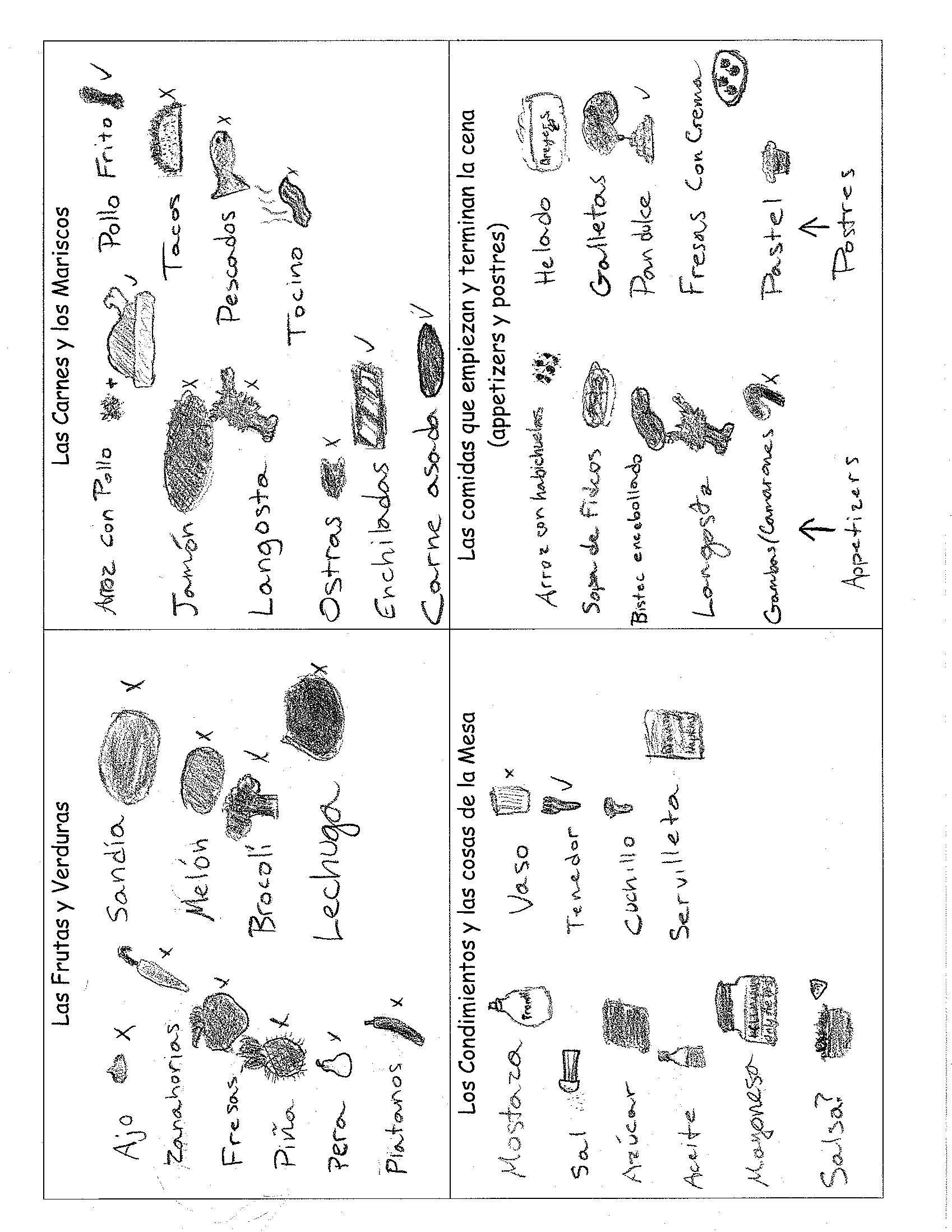 18 Best Images Of 10 English Worksheets