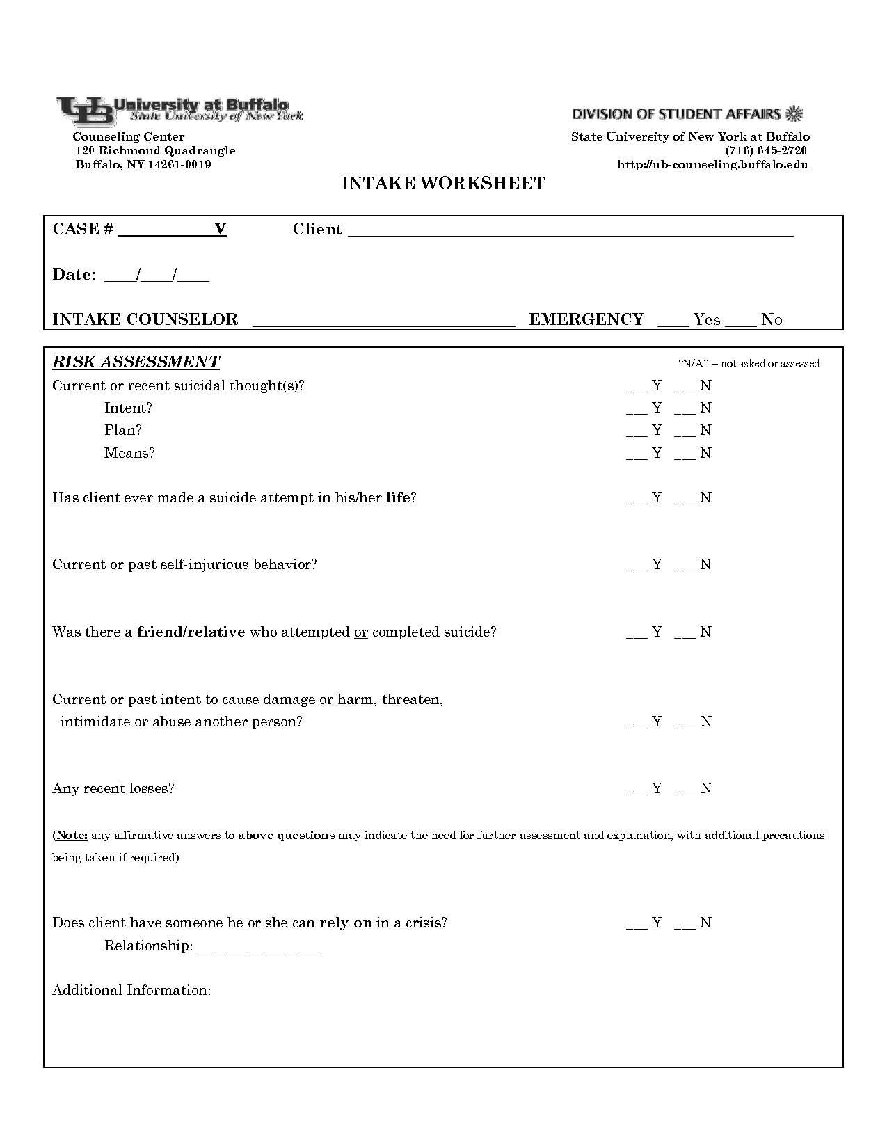 Other Worksheet Category Page