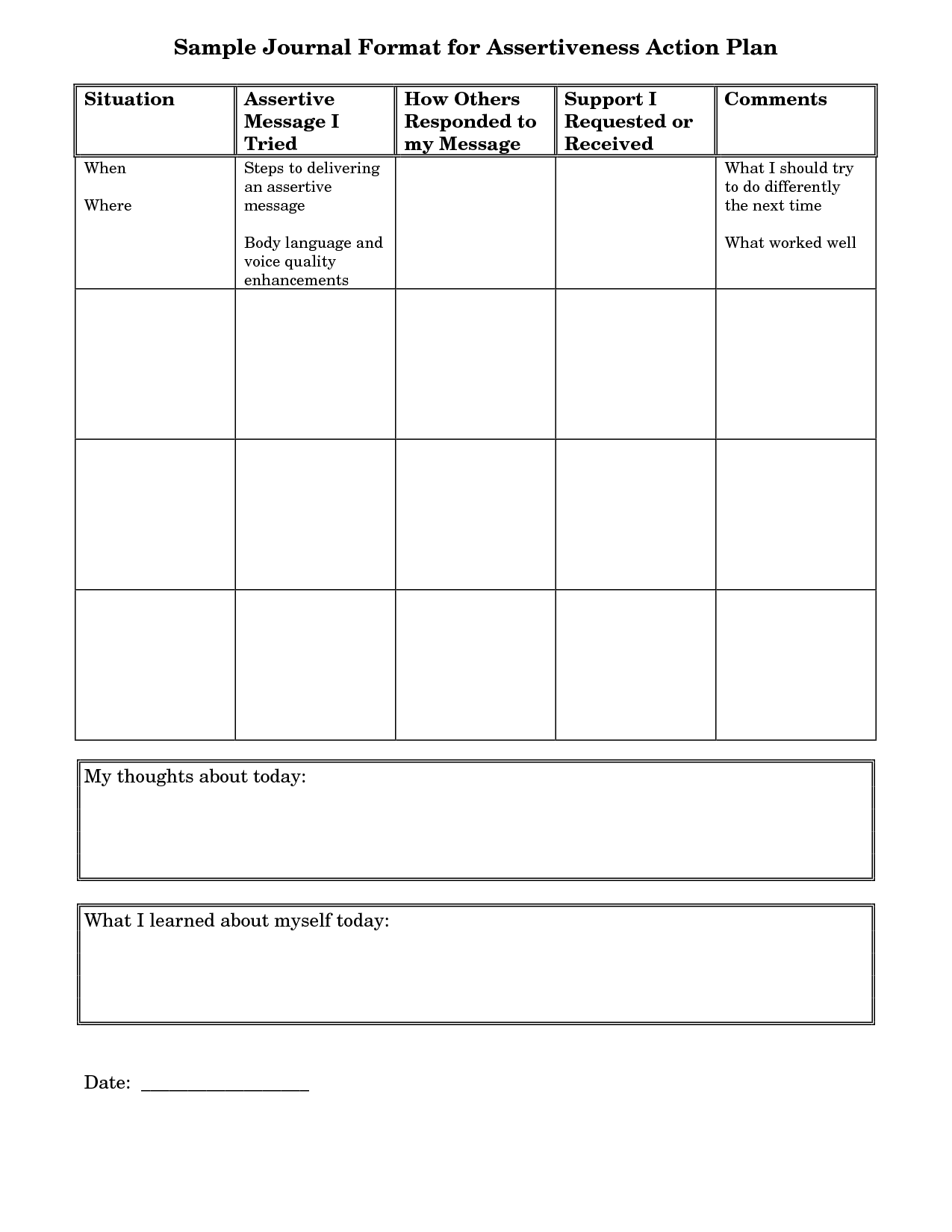 5 Best Images Of Listening Skills Worksheets For Adults