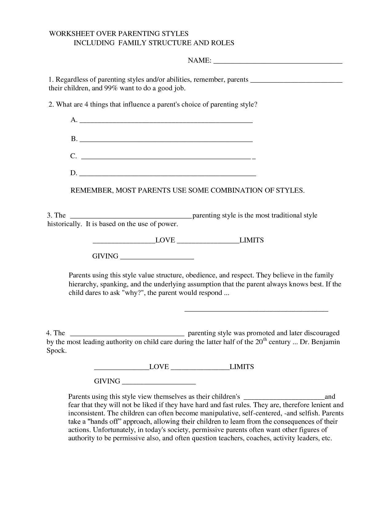 16 Best Images Of Effective Communication Worksheet For