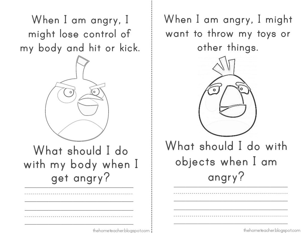 14 Best Images Of Expressing Feelings Worksheets
