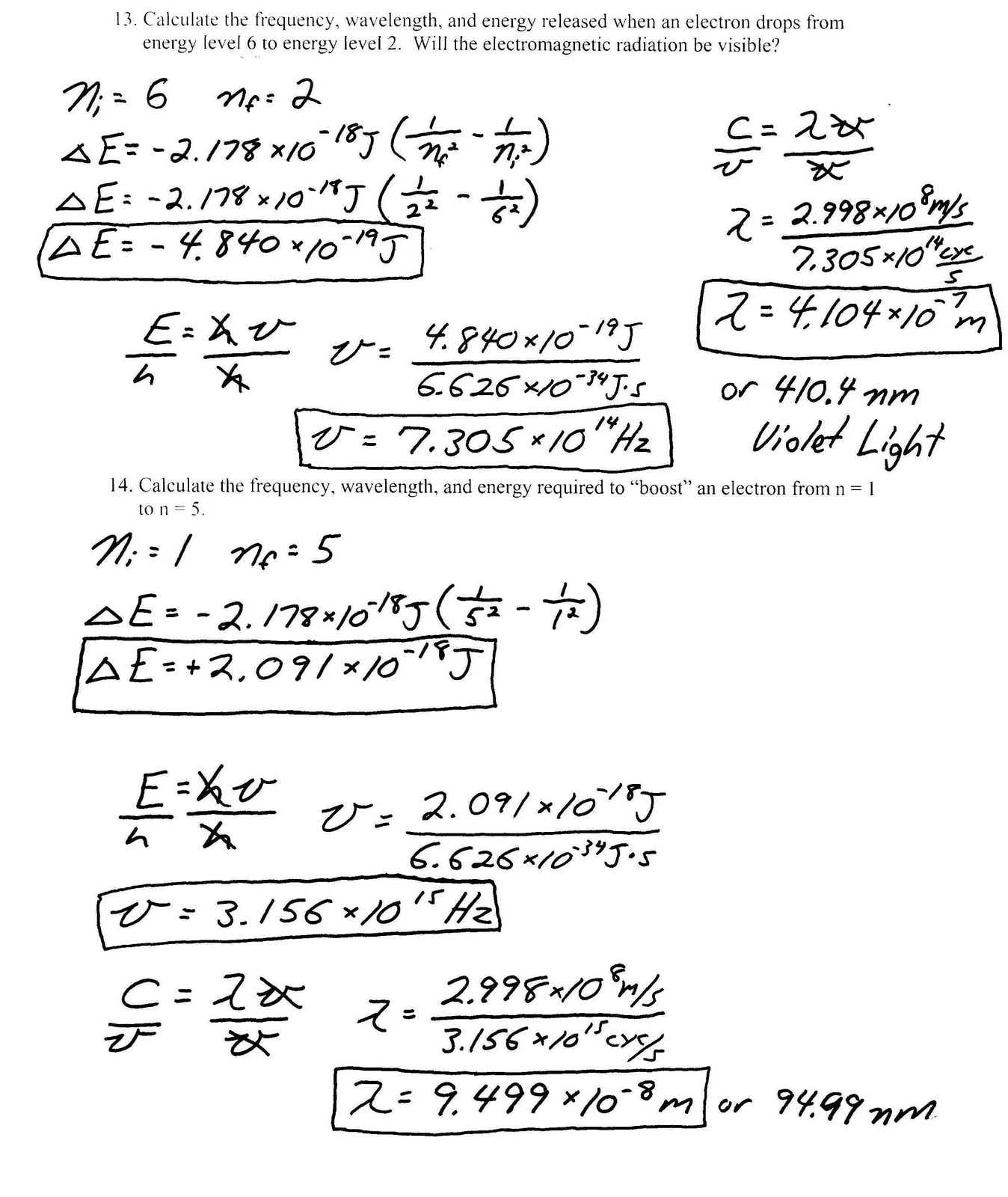 14 Best Images Of Ion Worksheet High School