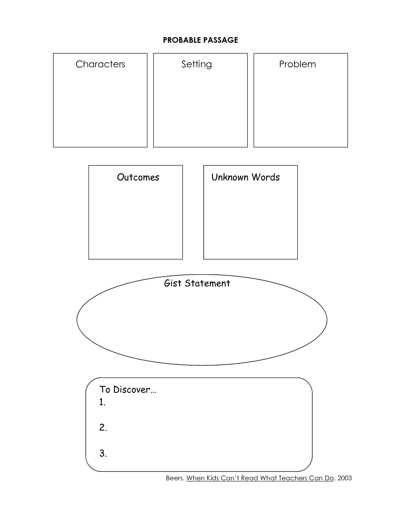 15 Best Images Of Kindergarten Worksheets Listening