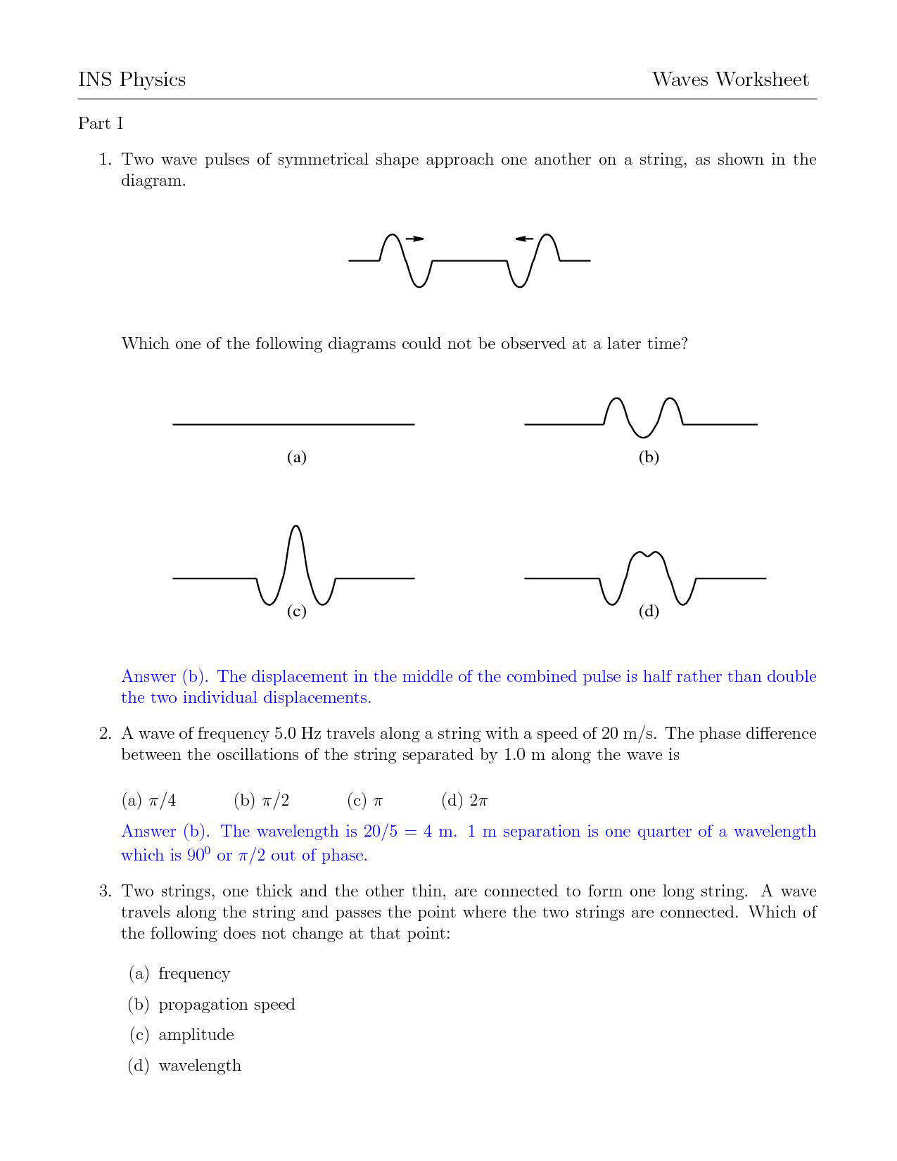 17 Best Images Of Waves And Tides Worksheet