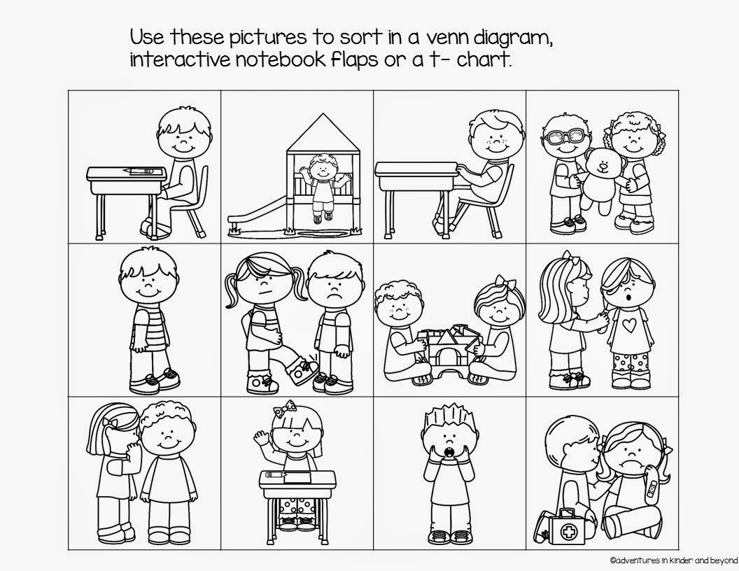 16 Best Images Of Good Choices On Worksheet