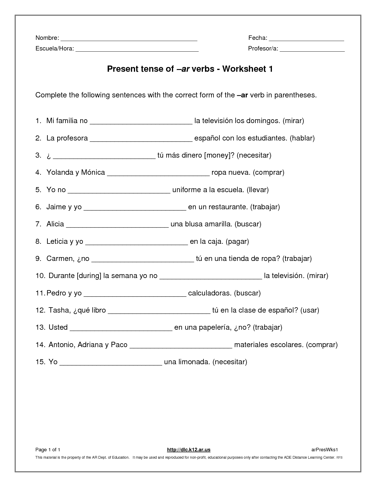 Other Worksheet Category Page 629