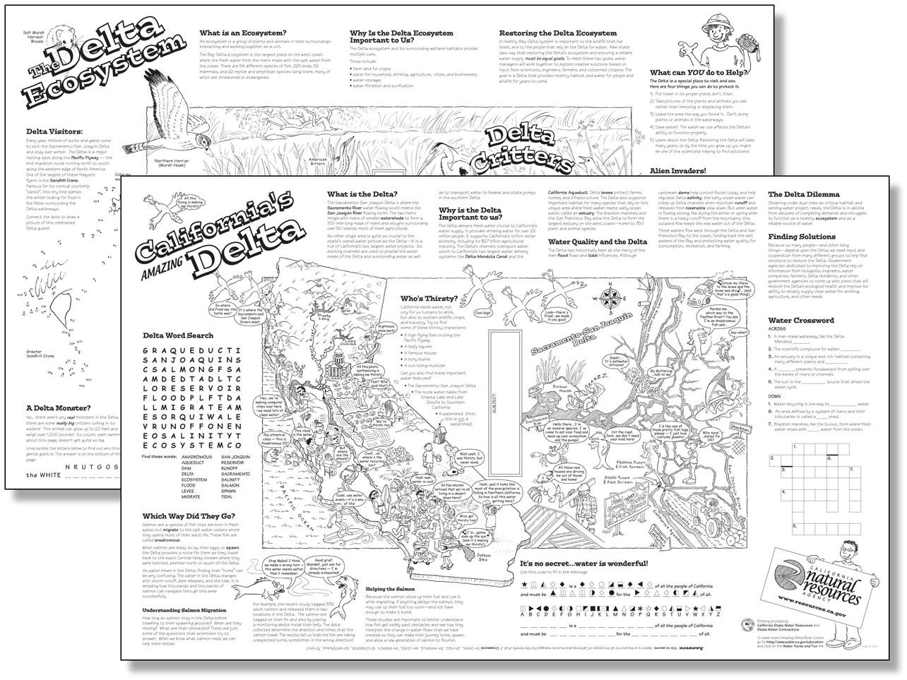 11 Best Images Of Printable Ecosystem Worksheets