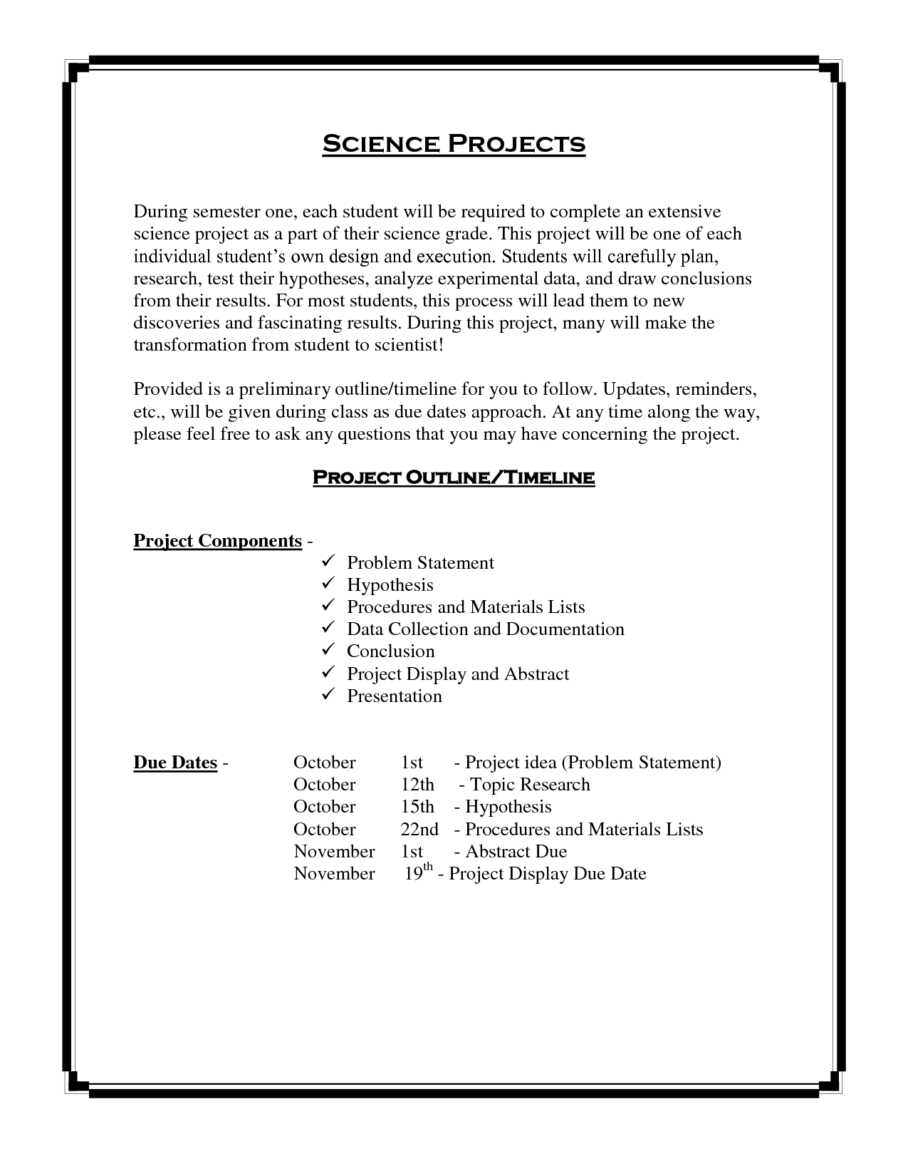 8 Best Images Of Scientific Method Worksheet Middle School