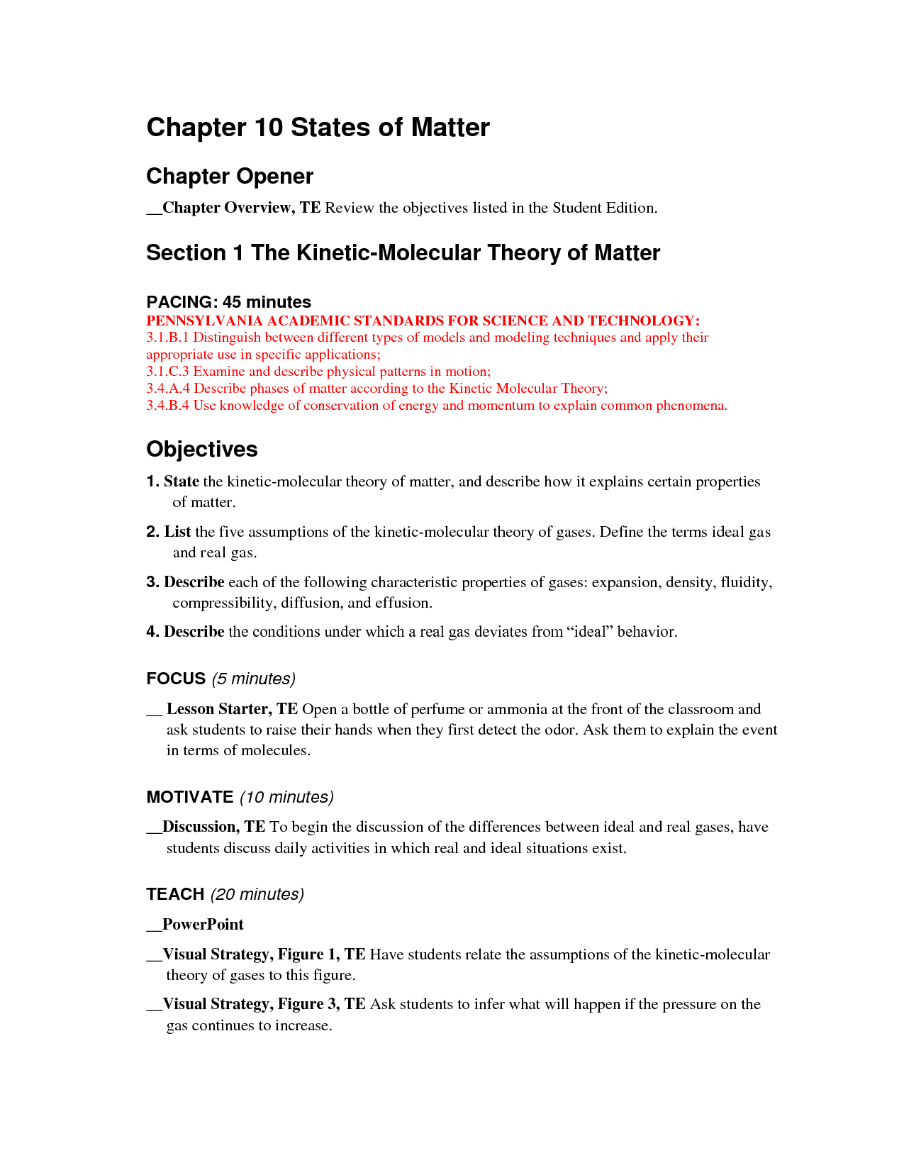 9 Best Images Of Glencoe Science Worksheet Answer Key