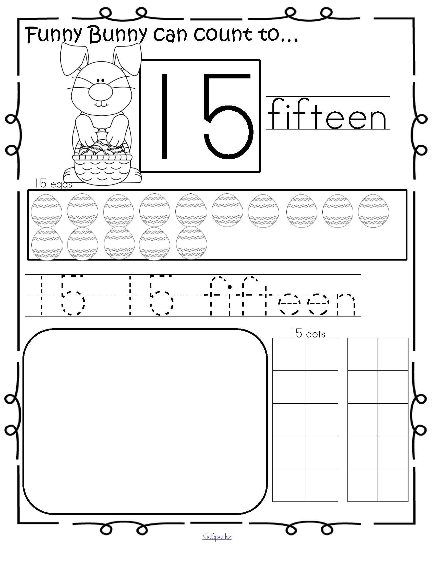 16 Best Images Of 10 And 20 Frame Worksheets