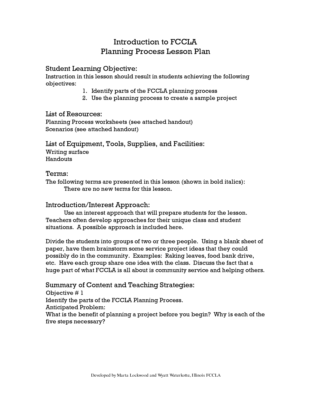 9 Best Images Of Project Planning Worksheet