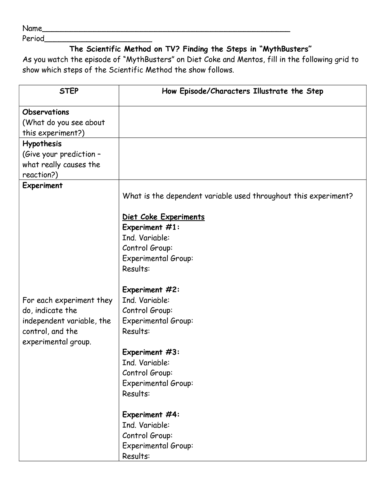 19 Best Images Oft And Exercise Worksheets