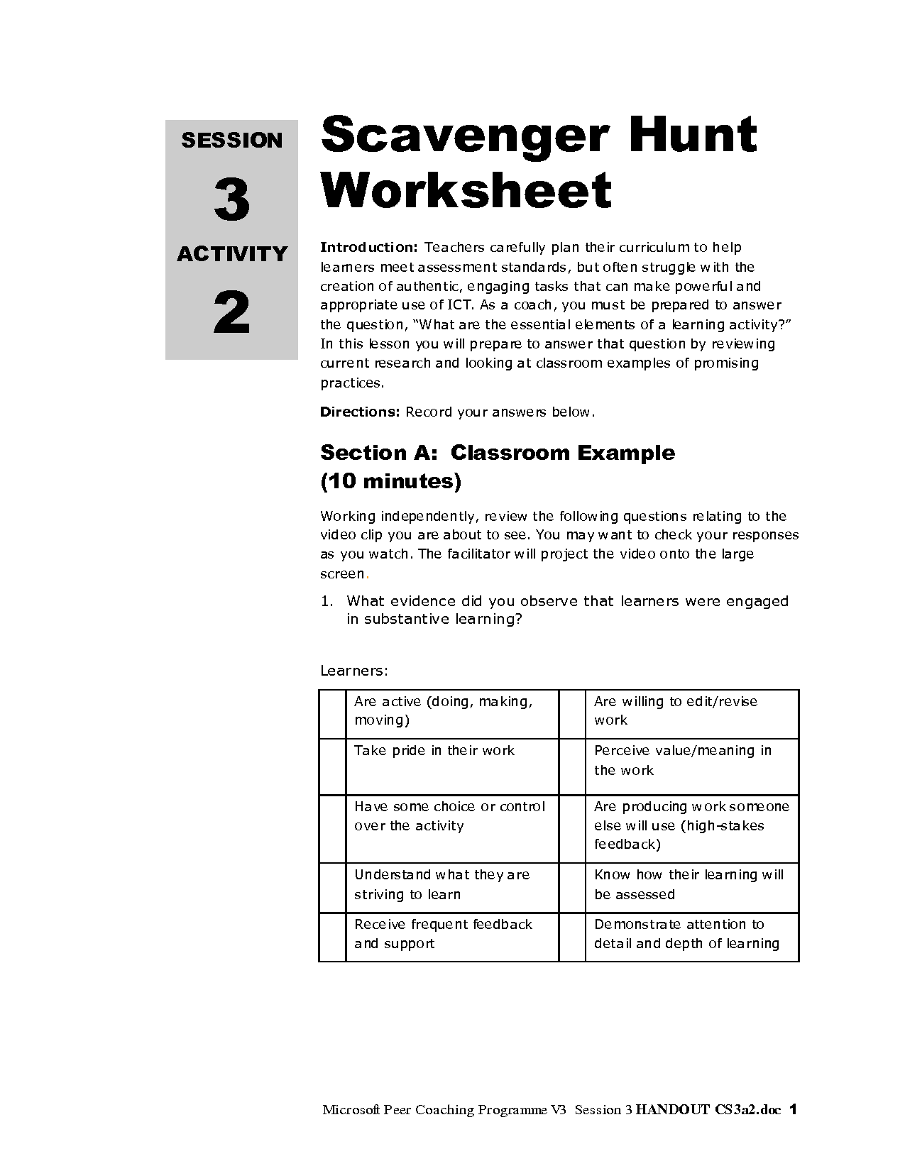 14 Best Images Of Preamble Worksheets Middle School