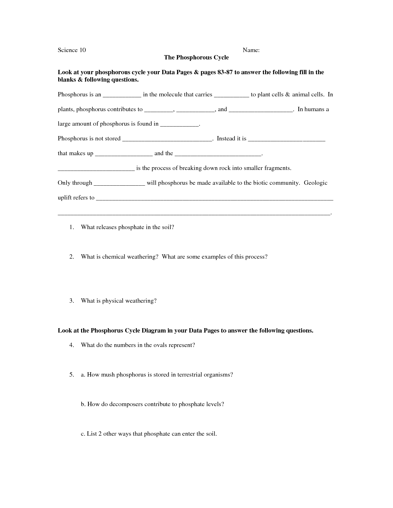 14 Best Images Of Rocks And Minerals Worksheets 3rd Grade