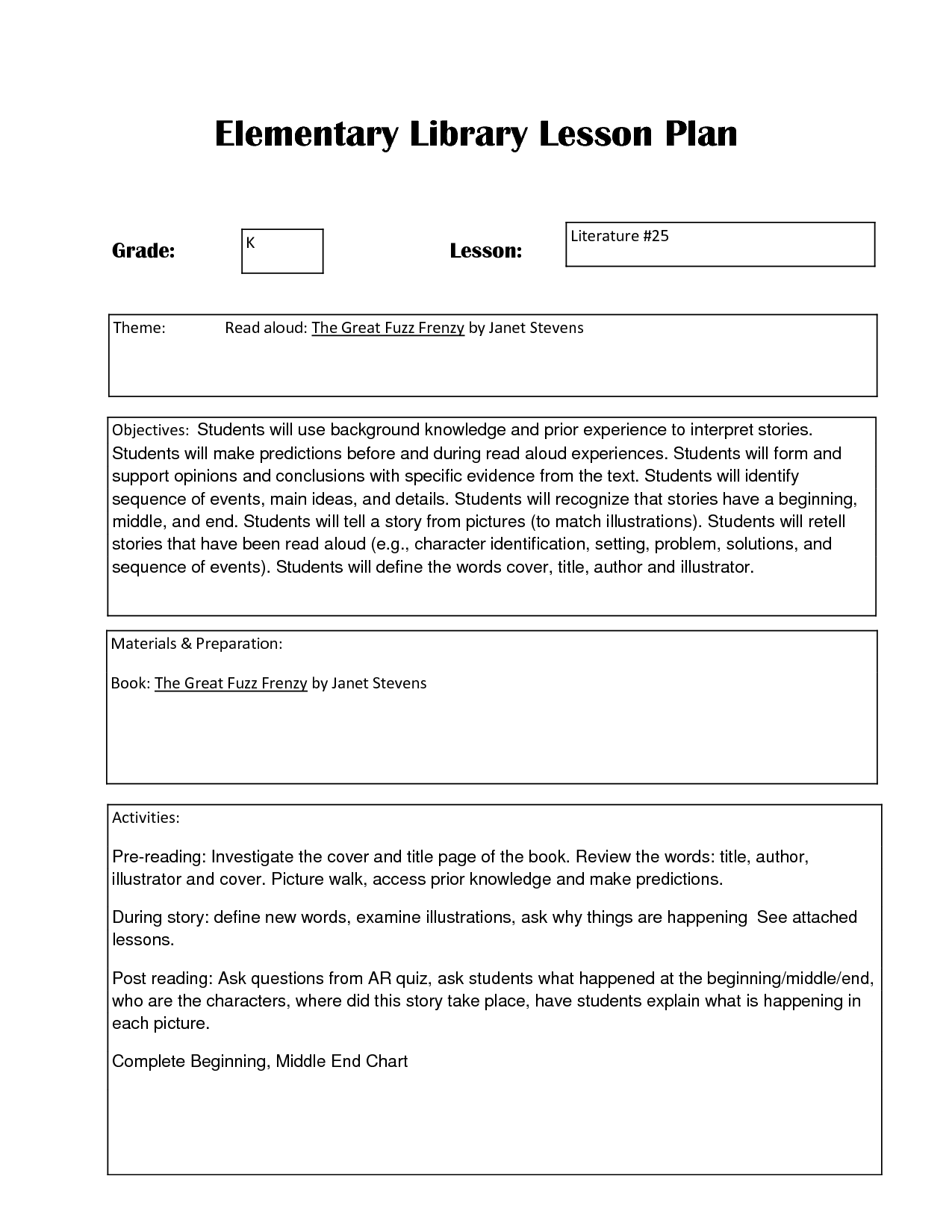 11 Best Images Of Library Skills Worksheets For