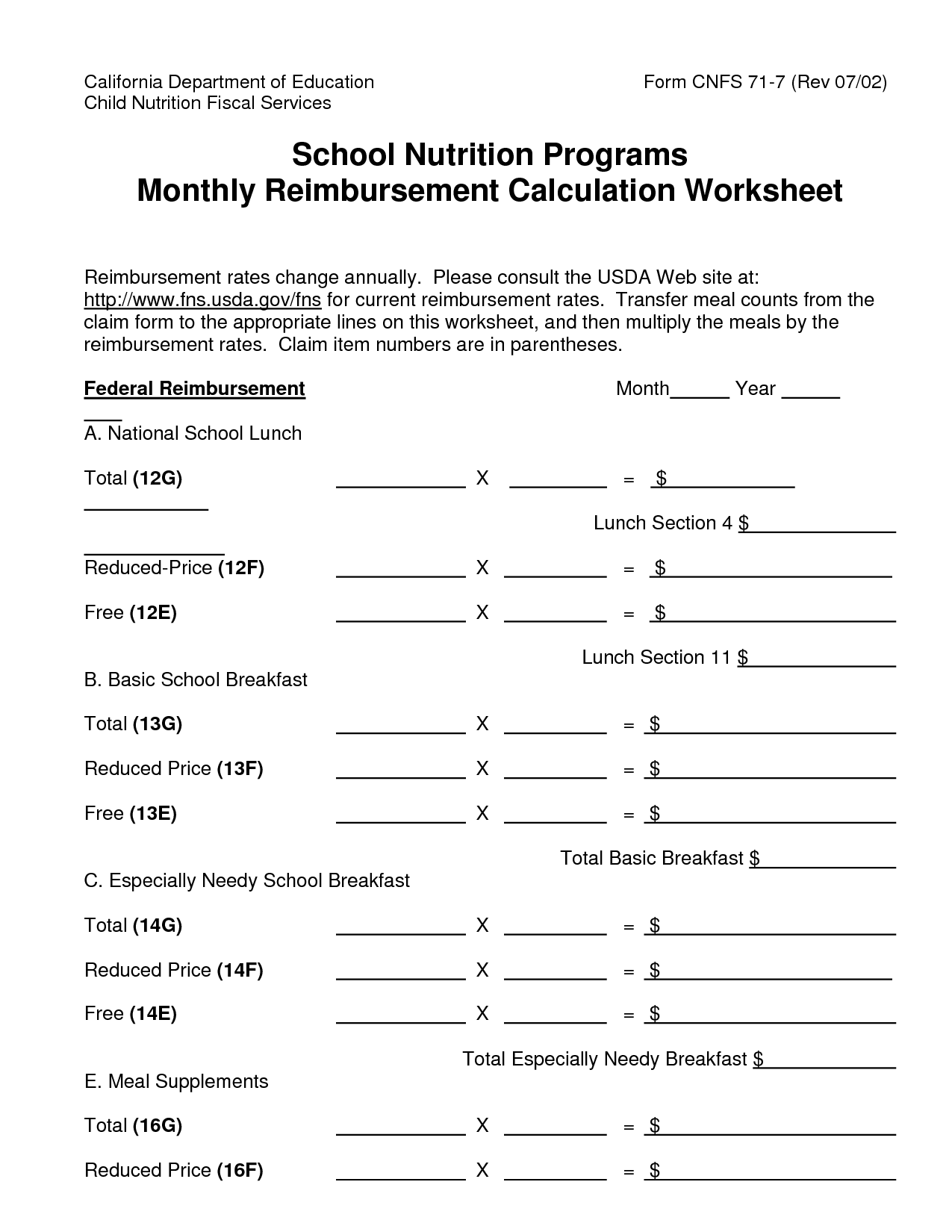 10 Best Images Of Nutrition Worksheets For Teens