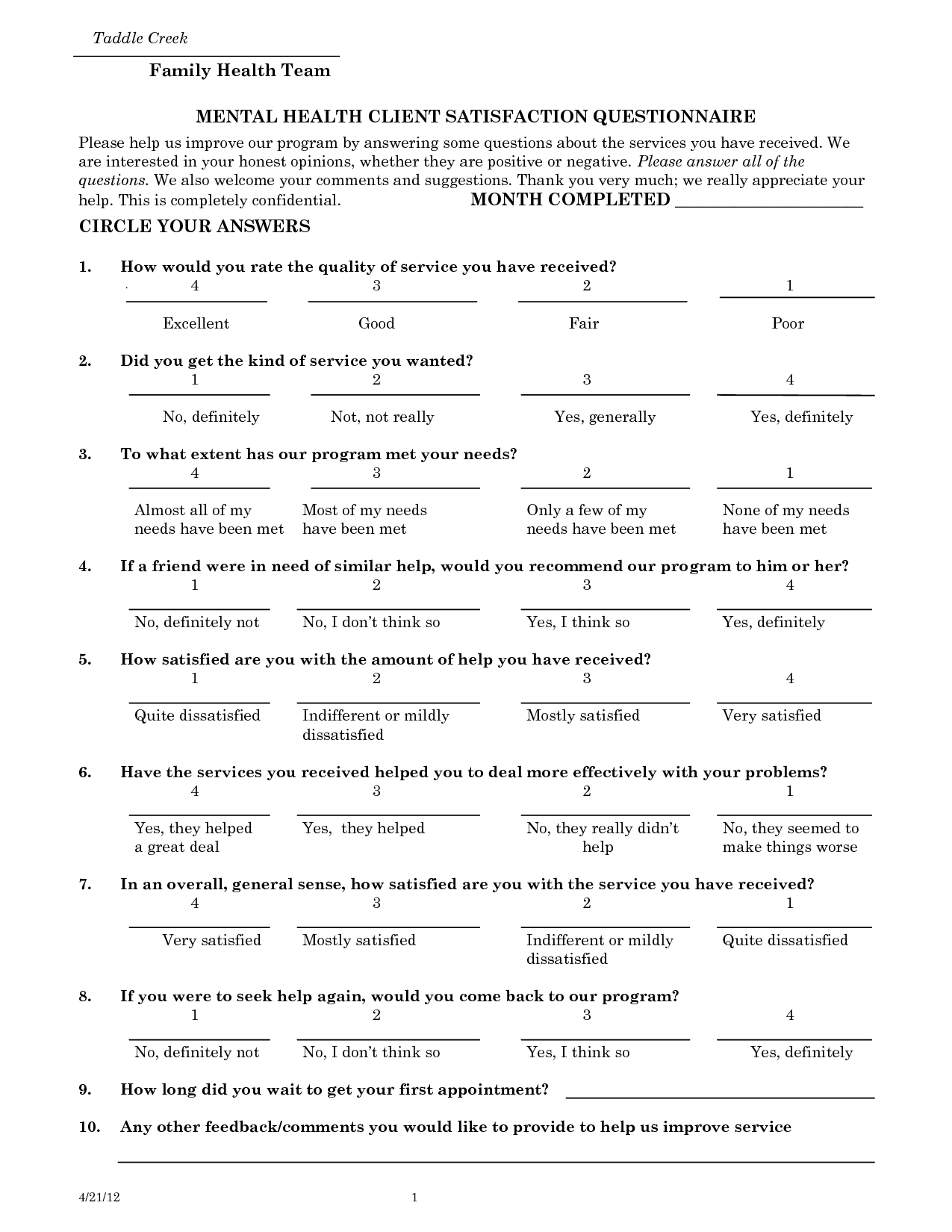 11 Best Images Of Nutrition And Mental Health Worksheets