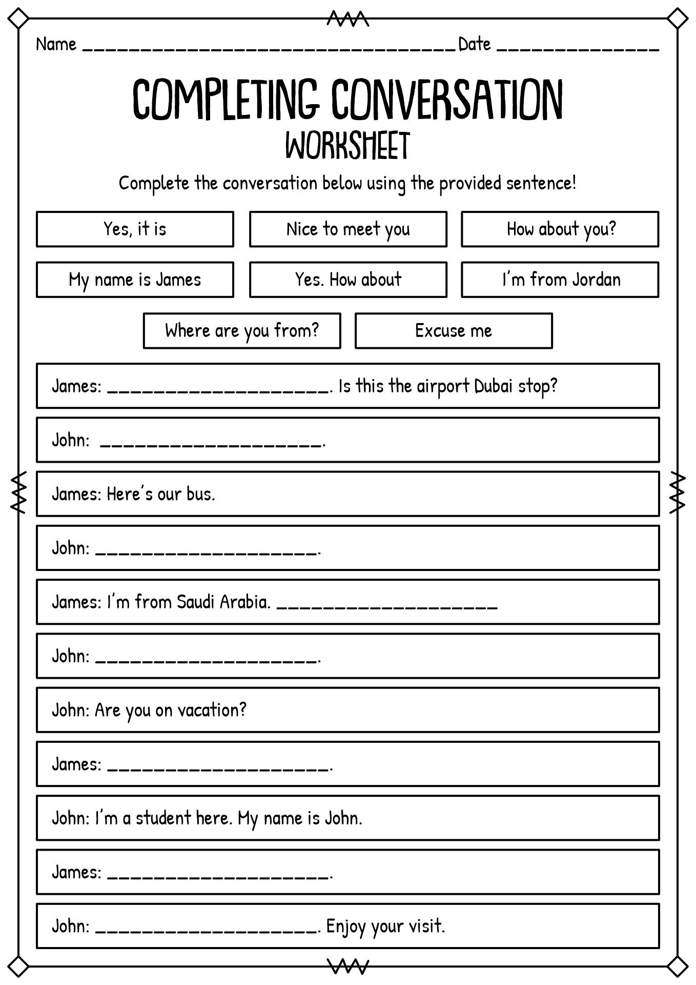Puzzles Brain Teasers Worksheet