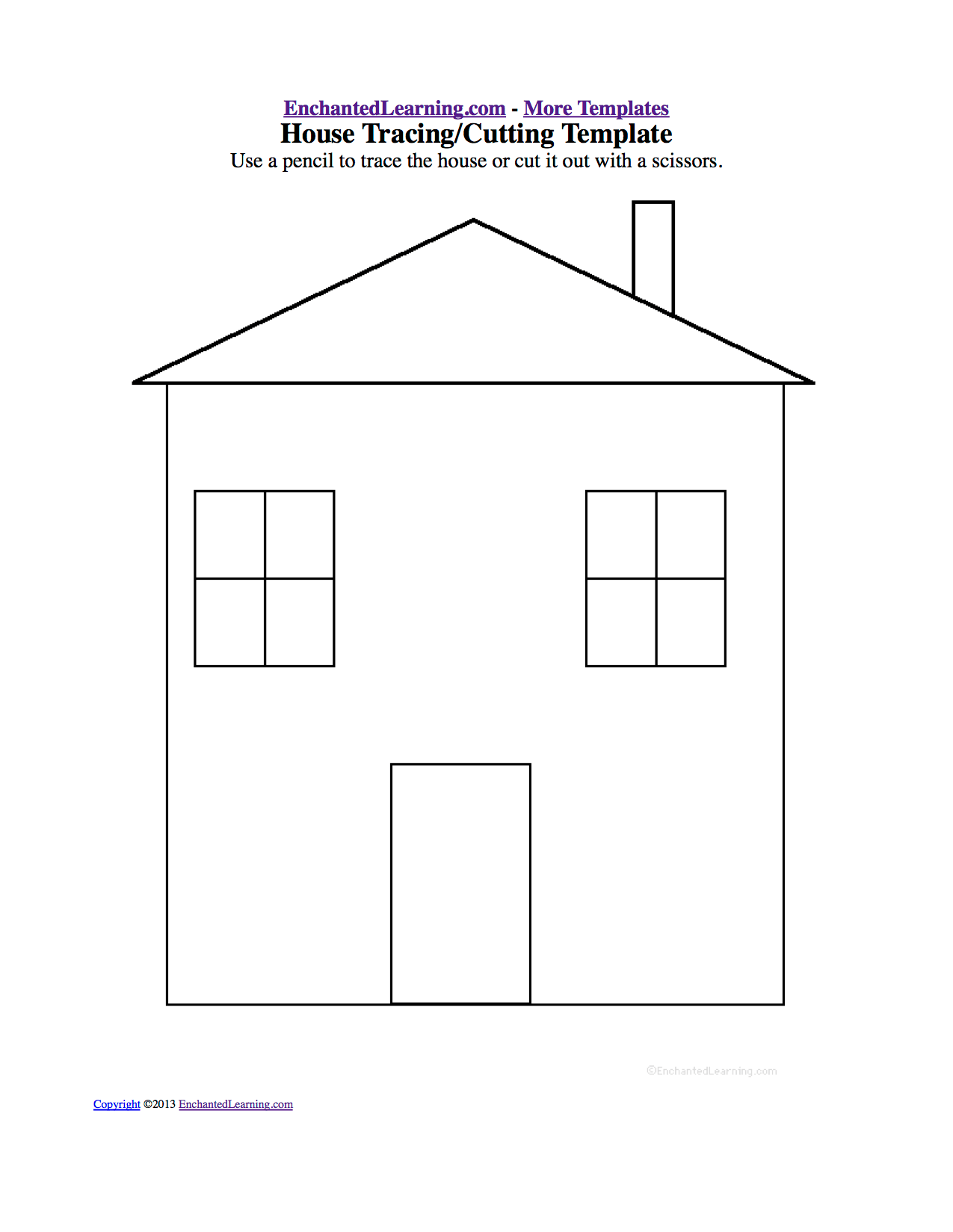 13 Best Images Of Rooms In The House Worksheet For Pre K