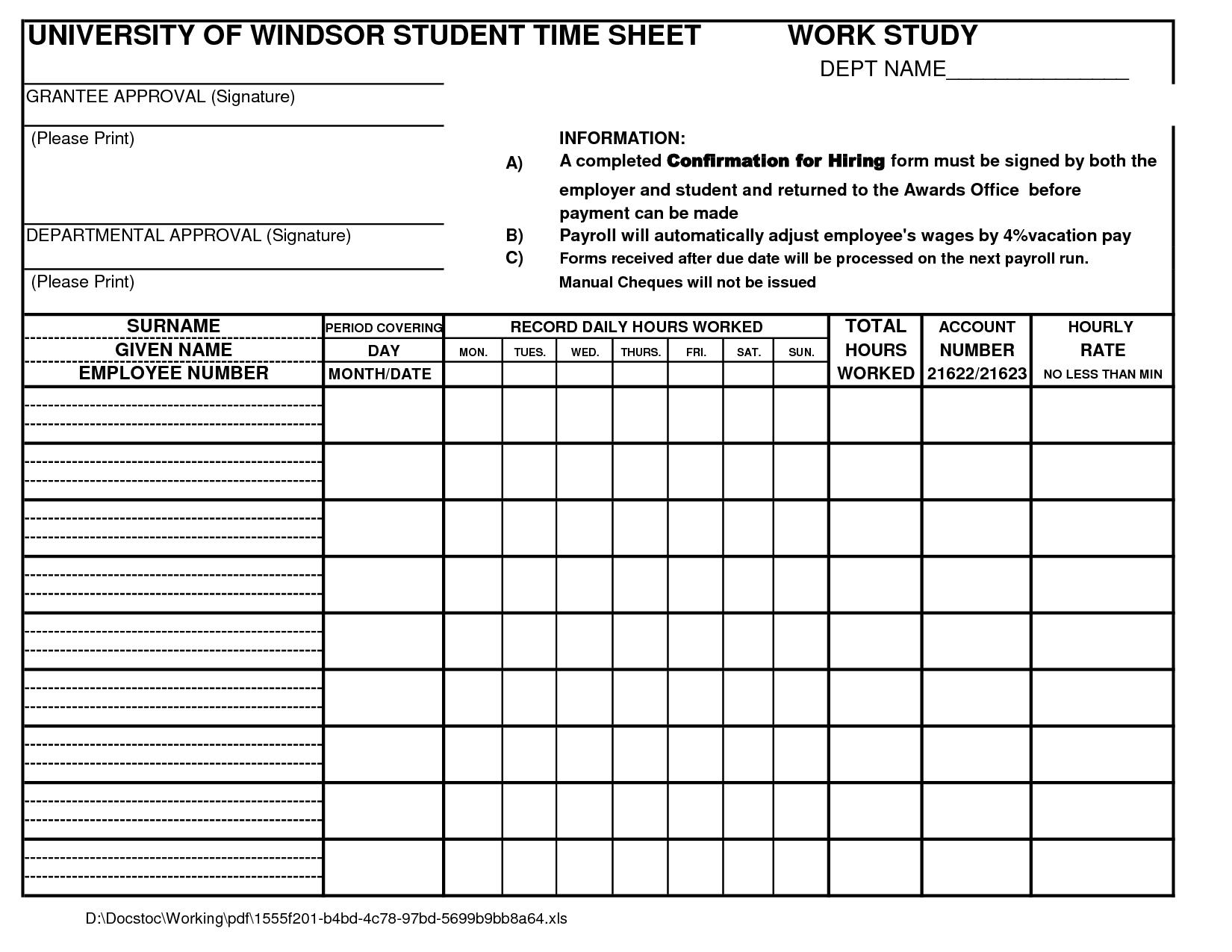 Worksheet Time Study Worksheet Grass Fedjp Worksheet Study Site