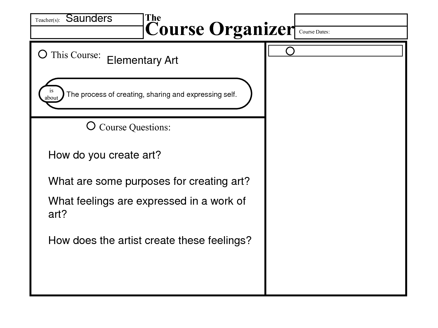 18 Best Images Of Elementary Art Critique Worksheet