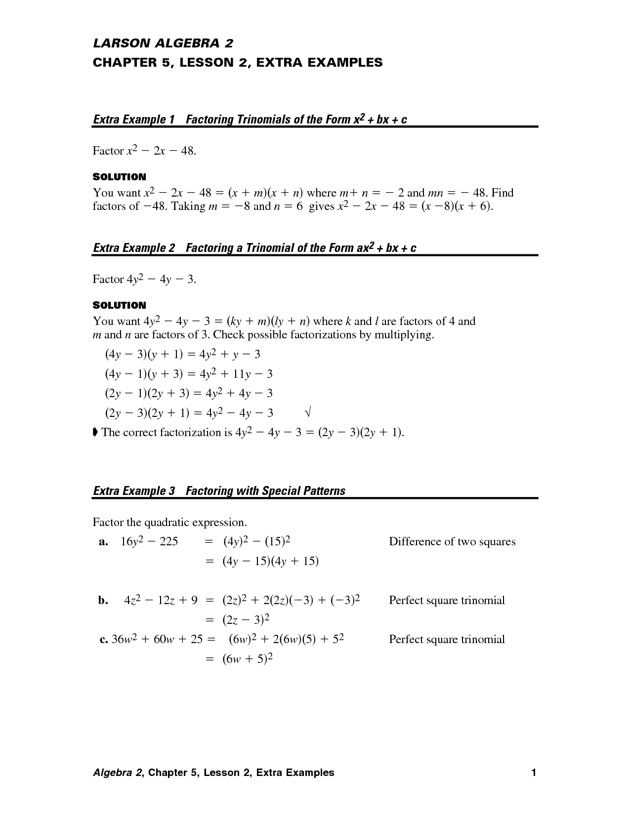 15 Best Images Of Chapter 5 Prentice Hall Worksheets