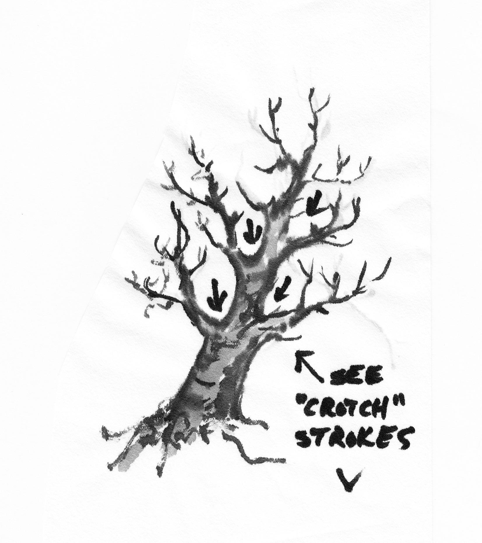 9 Best Images Of Brush Strokes Worksheet