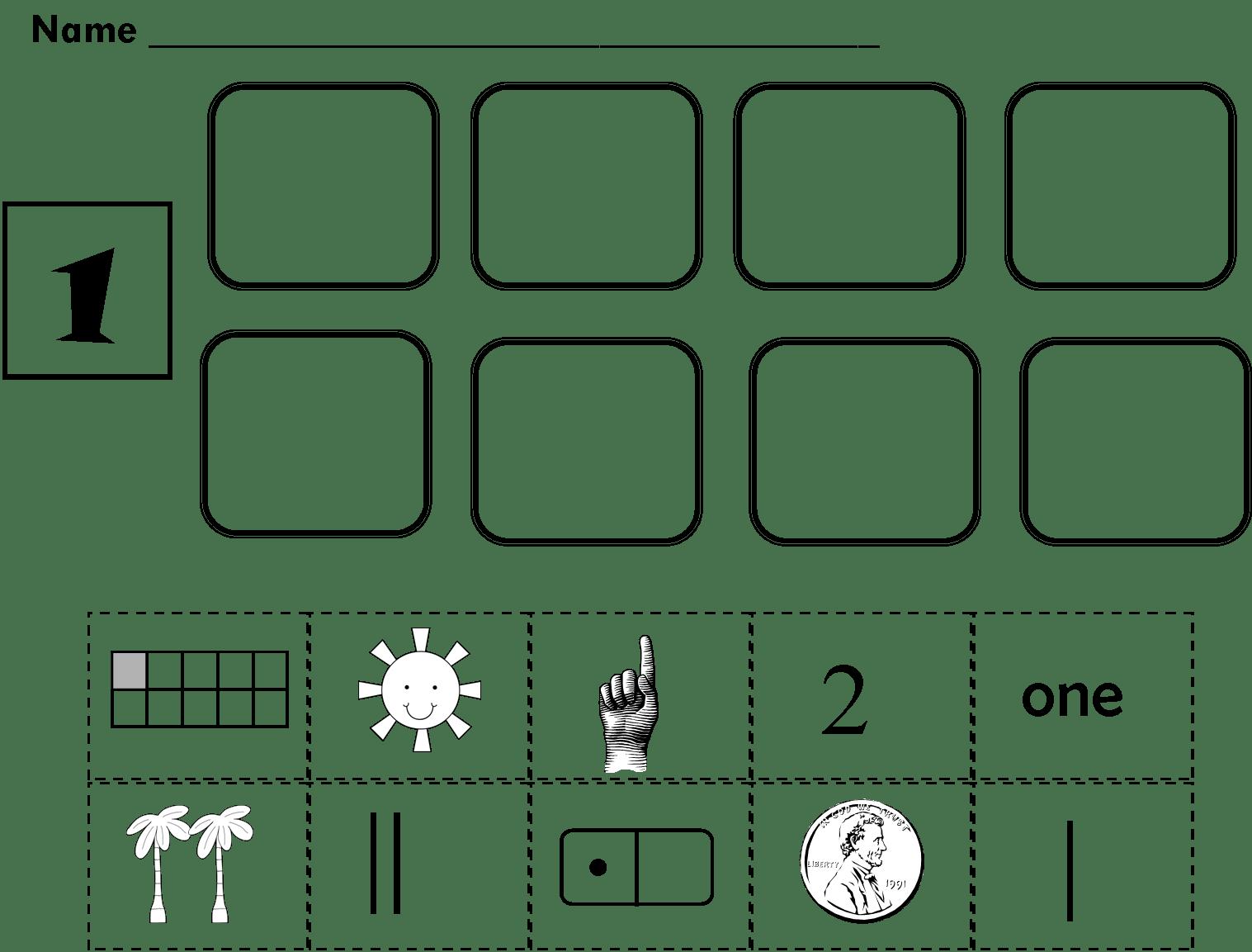 18 Best Images Of Math Number Sense Worksheets Kindergarten